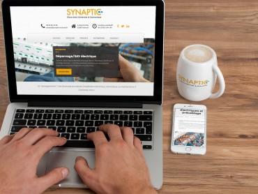 synaptic site web